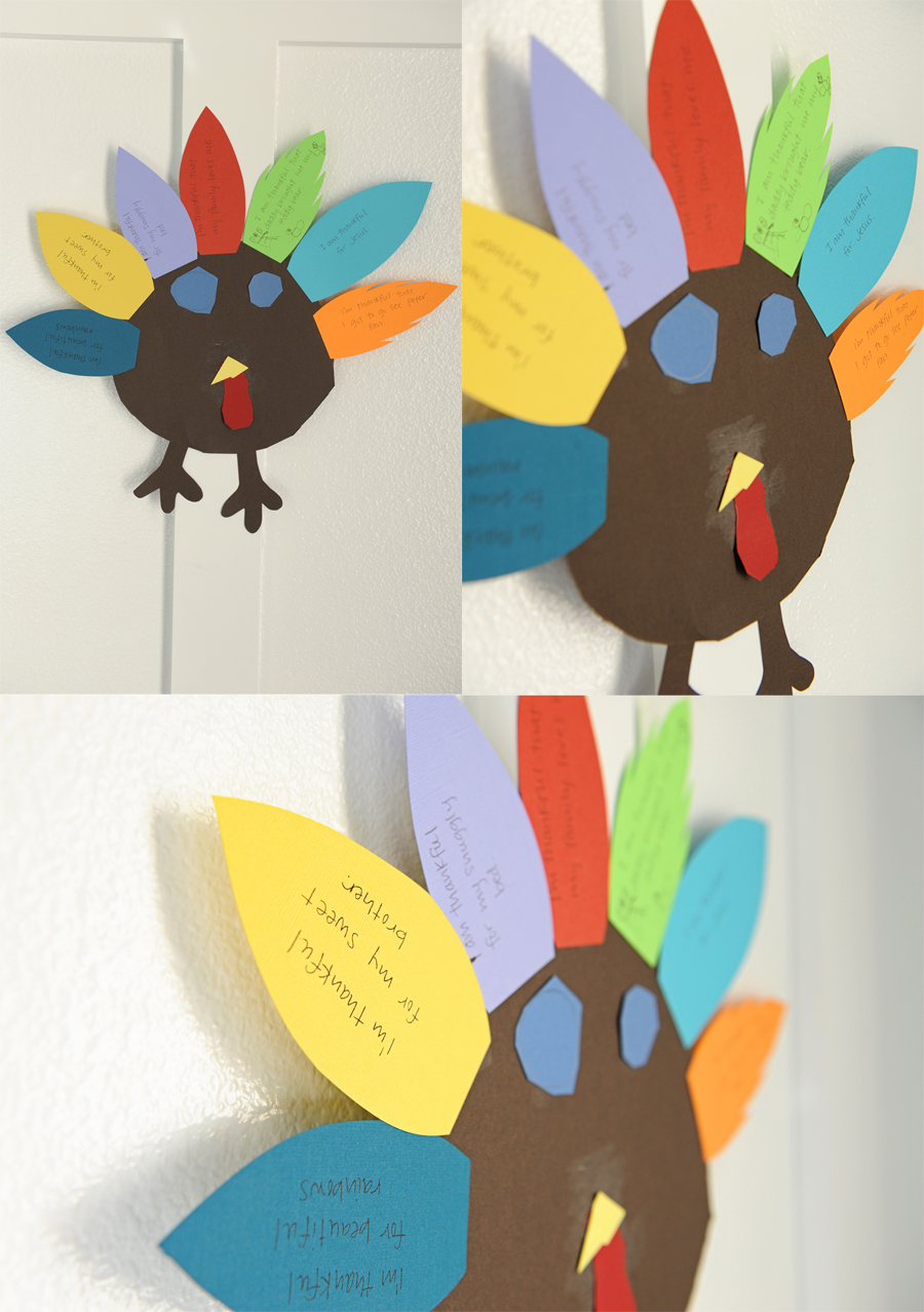 Diy thanksgiving decor kids - What