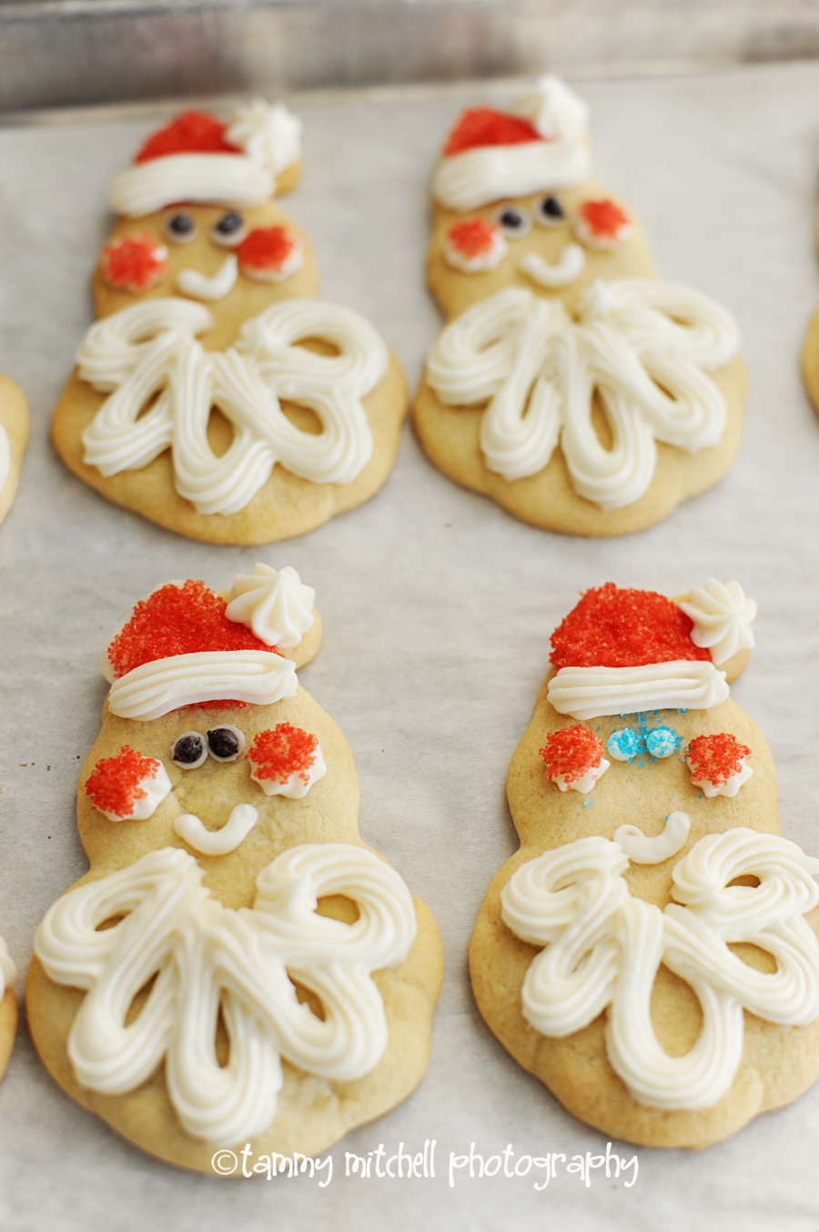Merry Christmas Week Best Roll Out Sugar Cookie Recipe And Vintage