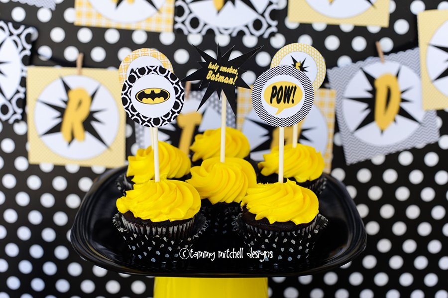 Let S Party The Holy Smokes Batman Party And Printable