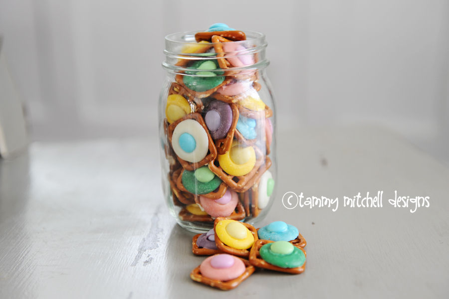 cute easter egg hunt party food