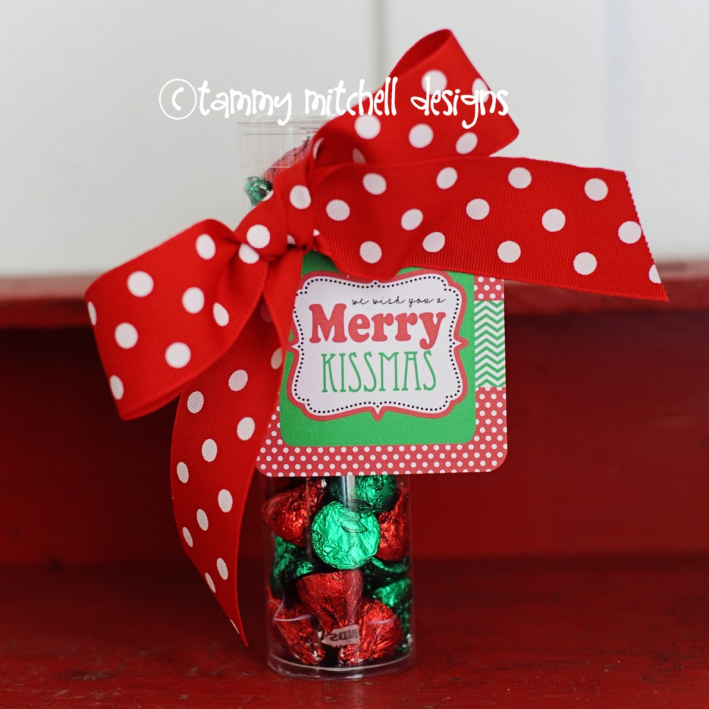FREEBIE Free Printable Christmas Tag We Wish You A Merry