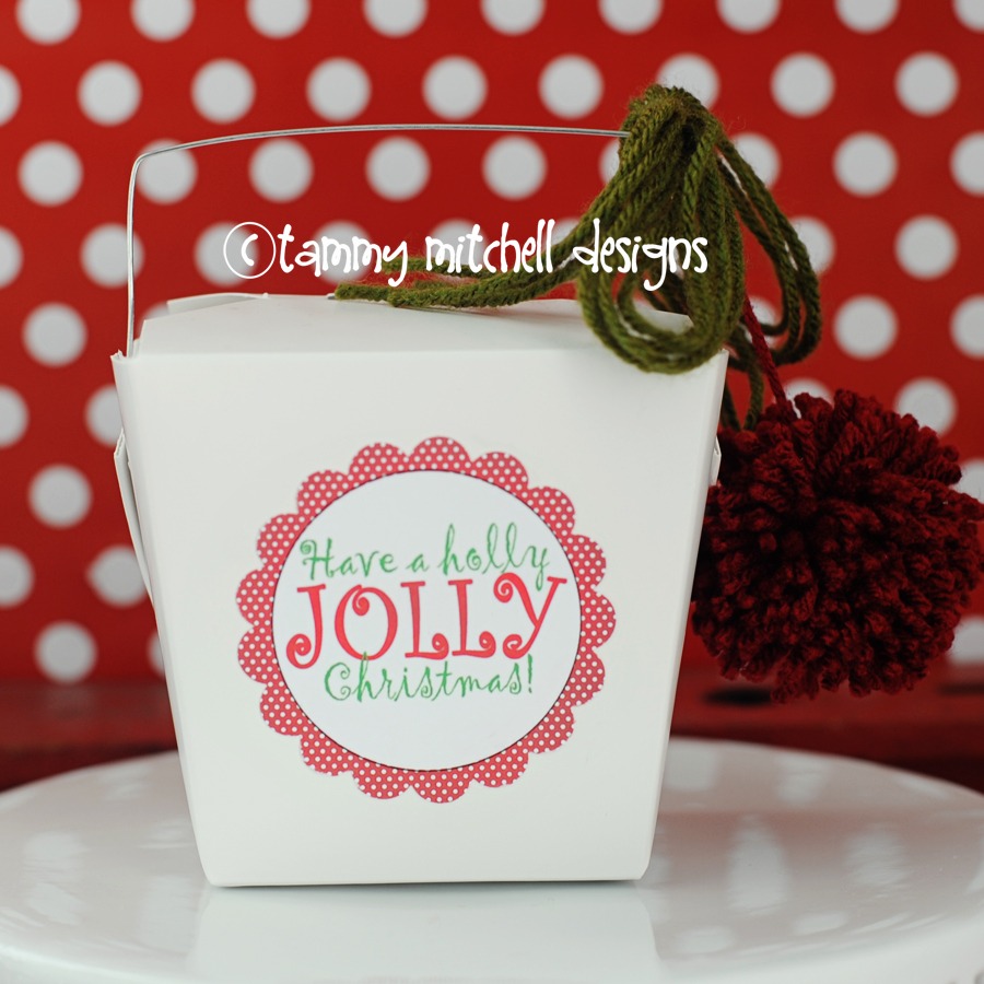 FREEBIE: Free Printable Christmas Tags: Have a Holly Jolly Christmas ...